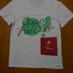 OPPOから突然クリスマスプレゼントのOPPO Fan Club Tシャツとクリスマスカードが届いたのでレビュー。