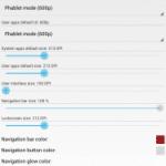 ParanoidAndroid 2.99 BETA9をNexus7、Nexus4、Galaxy Nexusに導入。追加機能まとめ。