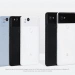 Google Pixel 2/Pixel 2 XLのスペック徹底比較と日本発売日、価格総まとめ