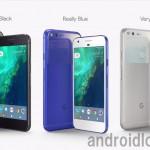 Google Pixel/Pixel XLのスペック比較と特徴を徹底解説。価格・日本発売日も。