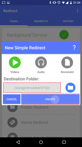 redirect-file-organizer11