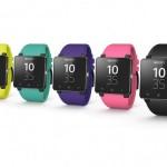 ソニーモバイル、Smartwatch 2とスマートイメージングスタンドを10月25日に日本で発売。