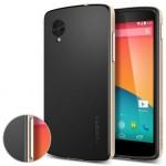 Nexus 5の人気ケース「SPIGEN SGP」シリーズをAmazon.co.jpで購入。