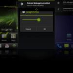 Galaxy Nexus(SC-04D)にTheme Chooserを使ってテーマを適用する手順。