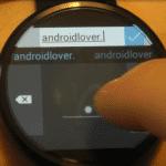 Microsoft、Analog Keyboard for Android Wearを公開。Moto360へのインストールする方法&実際に使ってみた【動画あり】