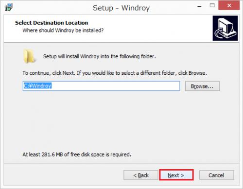 windroy-install8