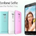 ZenFone Selfie スペックまとめ&ZenFone2 Laserとの比較。